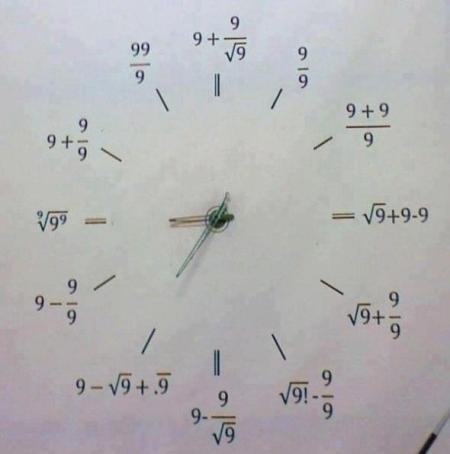 math_clock